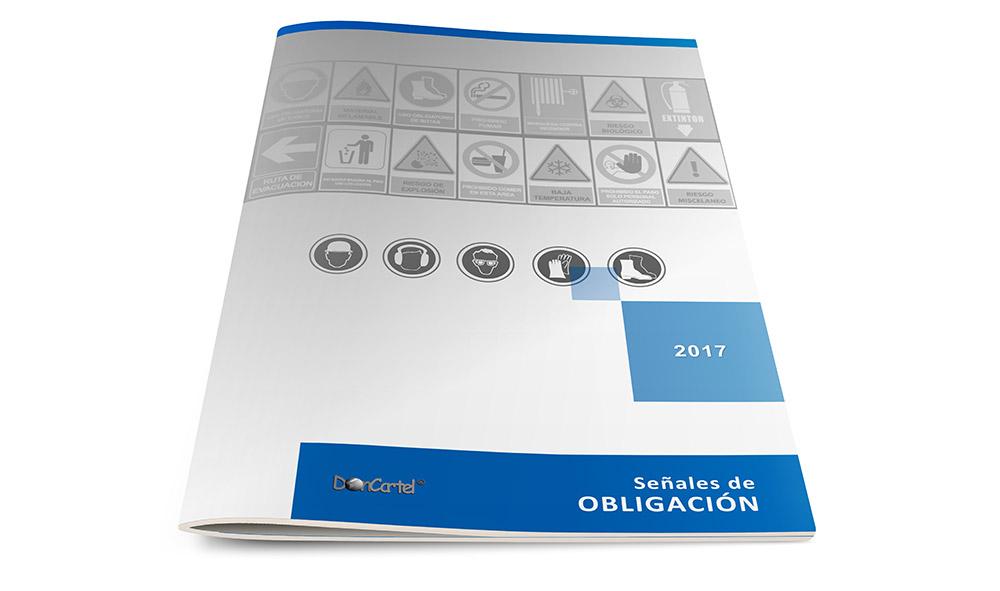 Catálogo Catálogo Señales de Obligación 2017