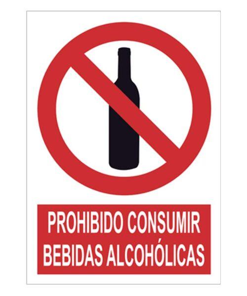 Prohibido consumir bebidas alcohólicas 2020