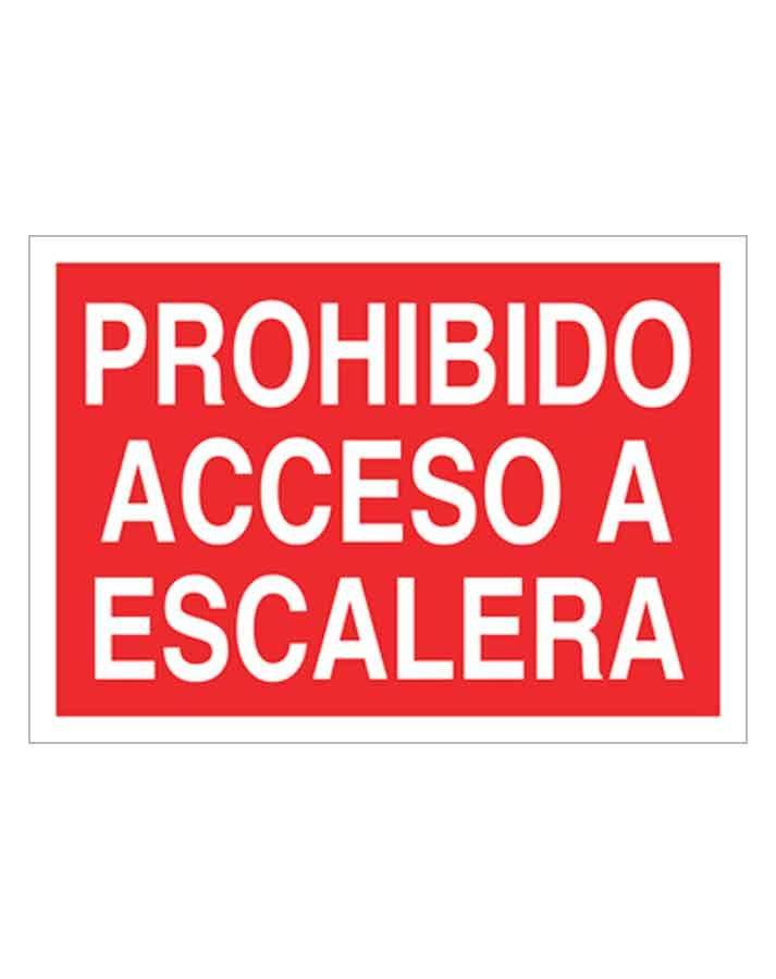 Señal de prohibicion p07t