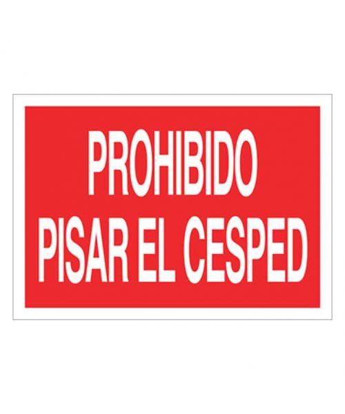 Señal de prohibicion p105t