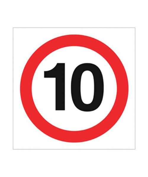 Señal de prohibido p106c