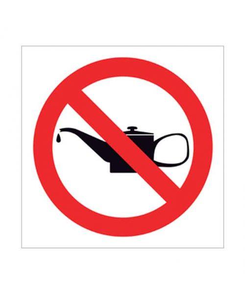 Señal de prohibido p49c