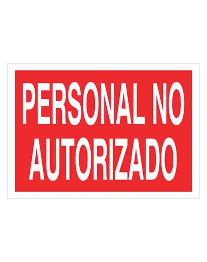 Señal de prohibicion p51t