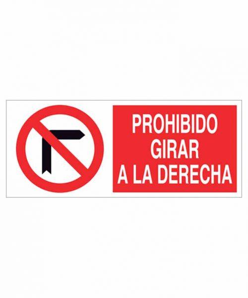 Señal prohibición p77r