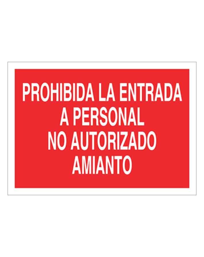Señal de prohibicion p82t