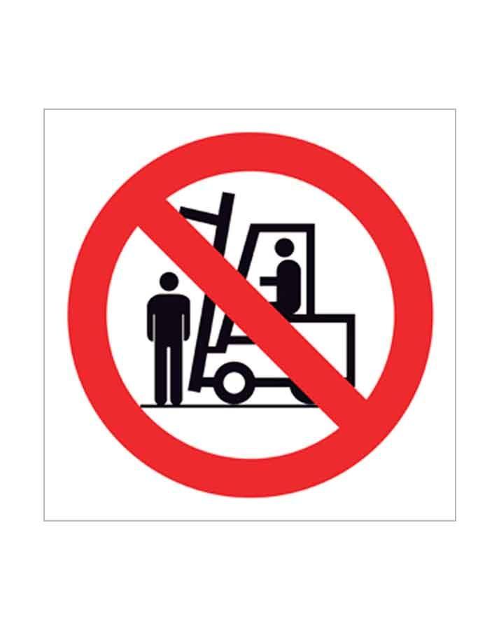Señal de prohibido p32c