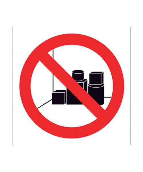 Señal de prohibido p33c