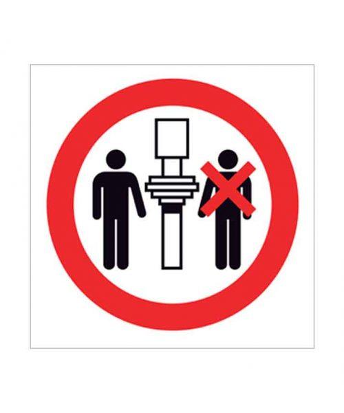 Señal de prohibido p70c