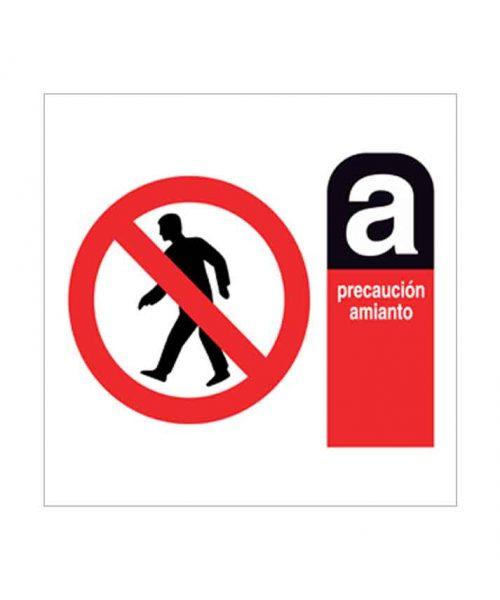 Señal de prohibido p82c