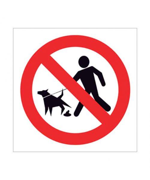 Señal de prohibido p83c