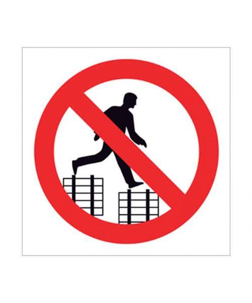 Señal de prohibido p85c