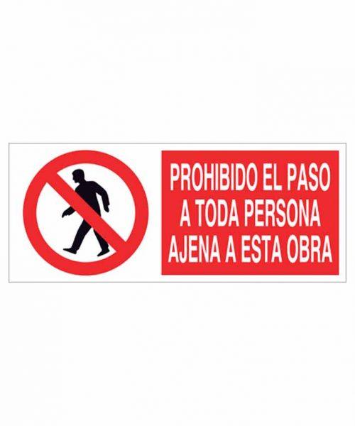 Señal prohibición p03r