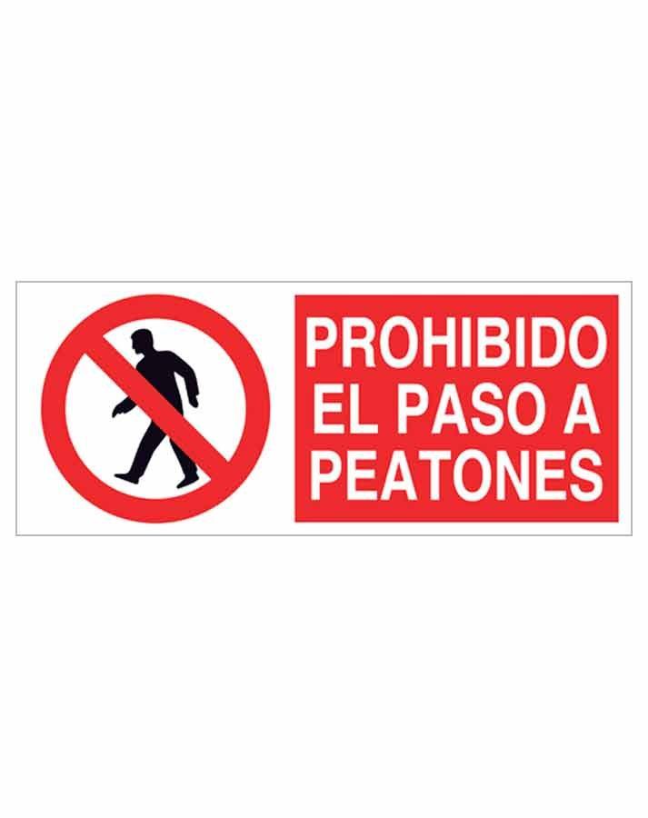 Señal prohibición p05r
