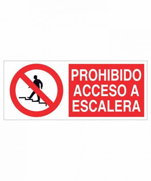 Señal prohibición p07r