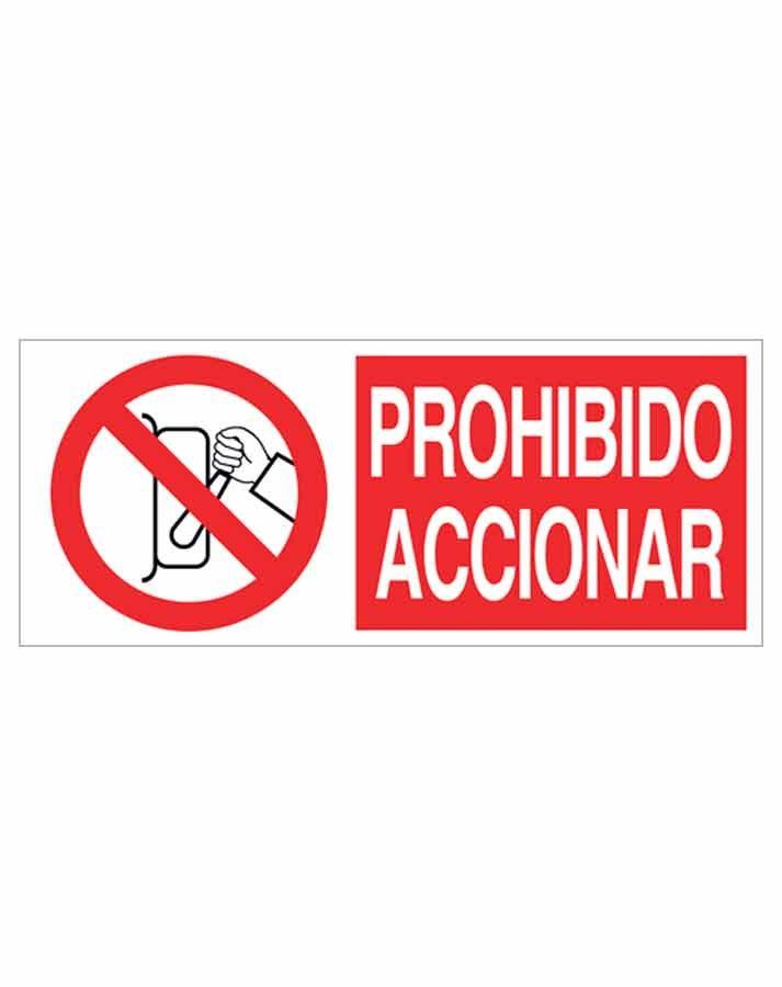 Señal prohibición p101r