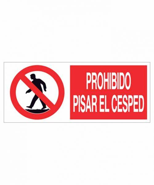 Señal prohibición p105r