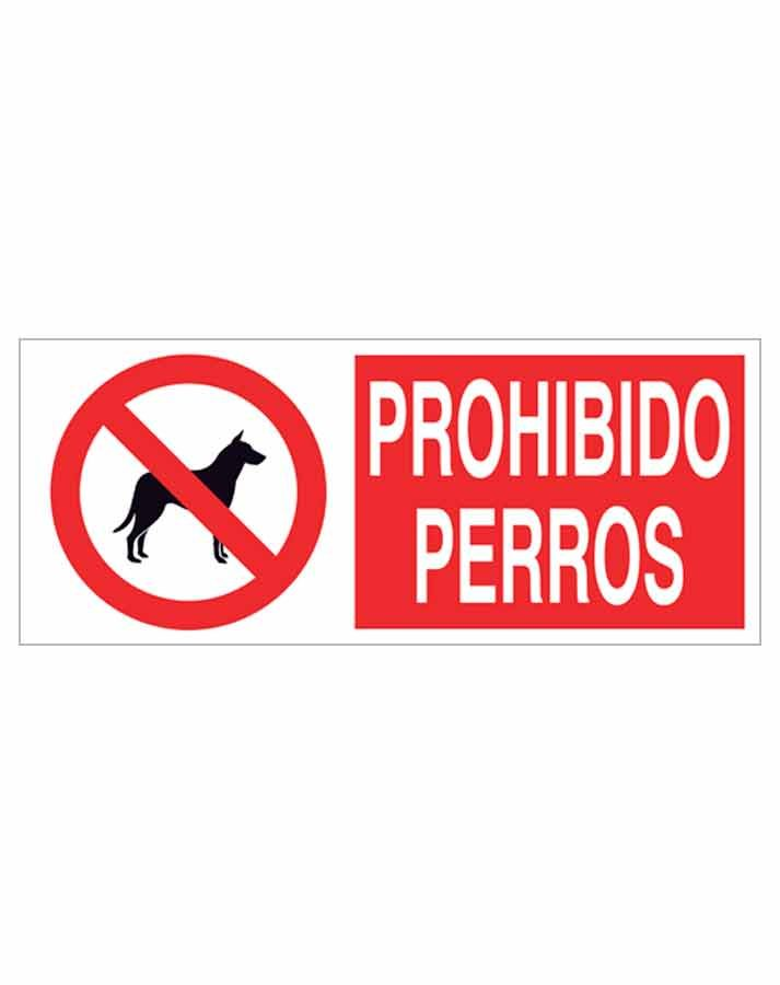Señal prohibición p16r