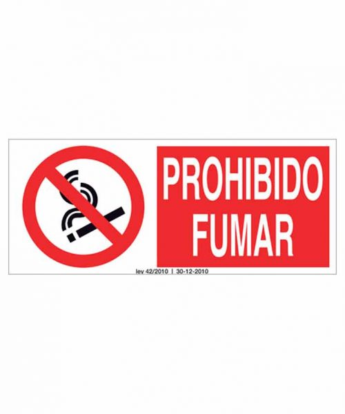 Señal prohibición p21r