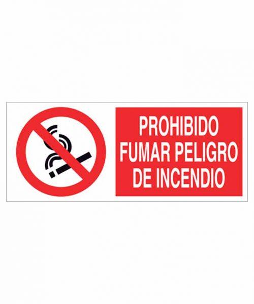 Señal prohibición p22r