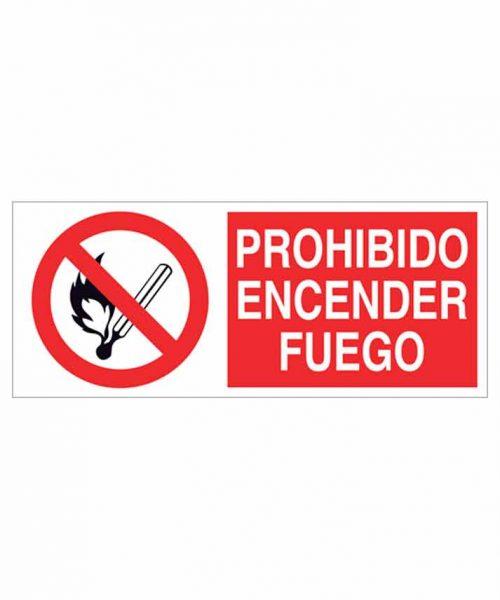 Señal prohibición p24r