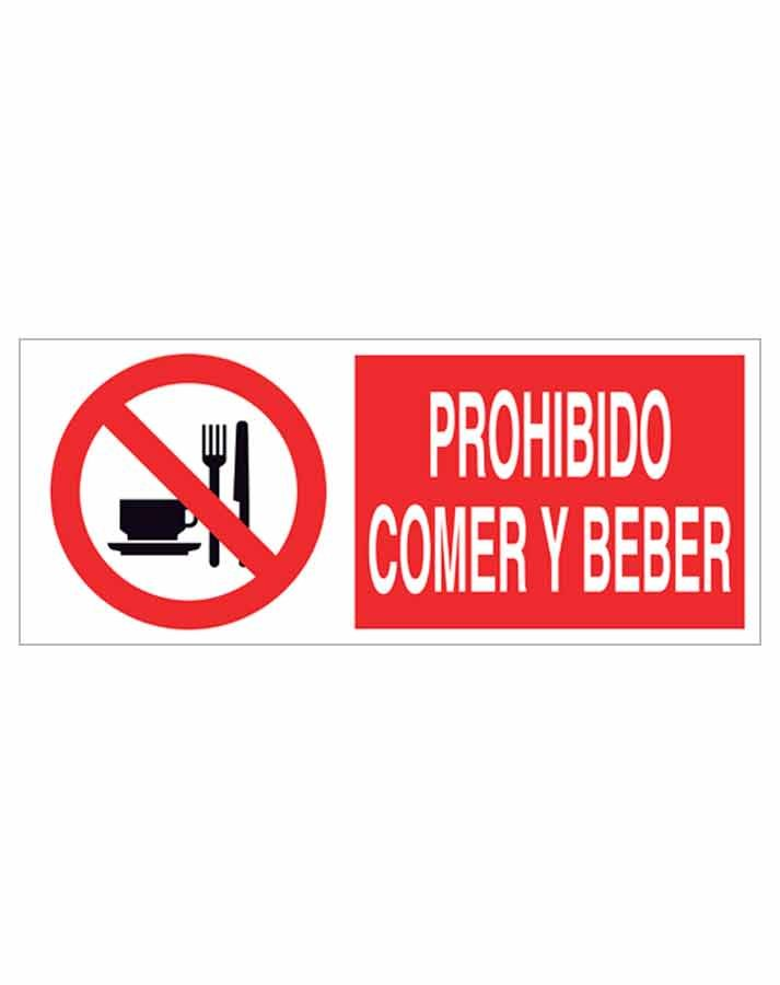 Señal prohibición p26r