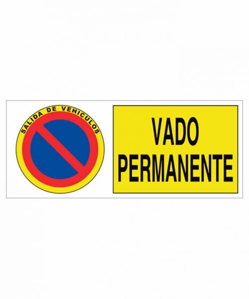 Señal prohibición p31r