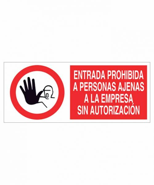 Señal prohibición p42r
