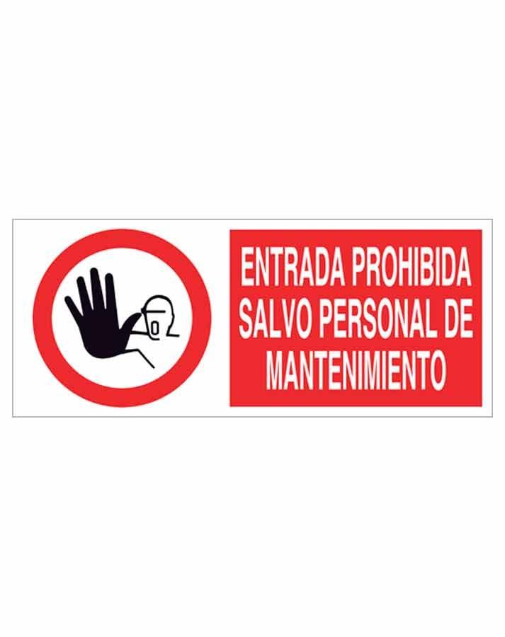Señal prohibición p43r