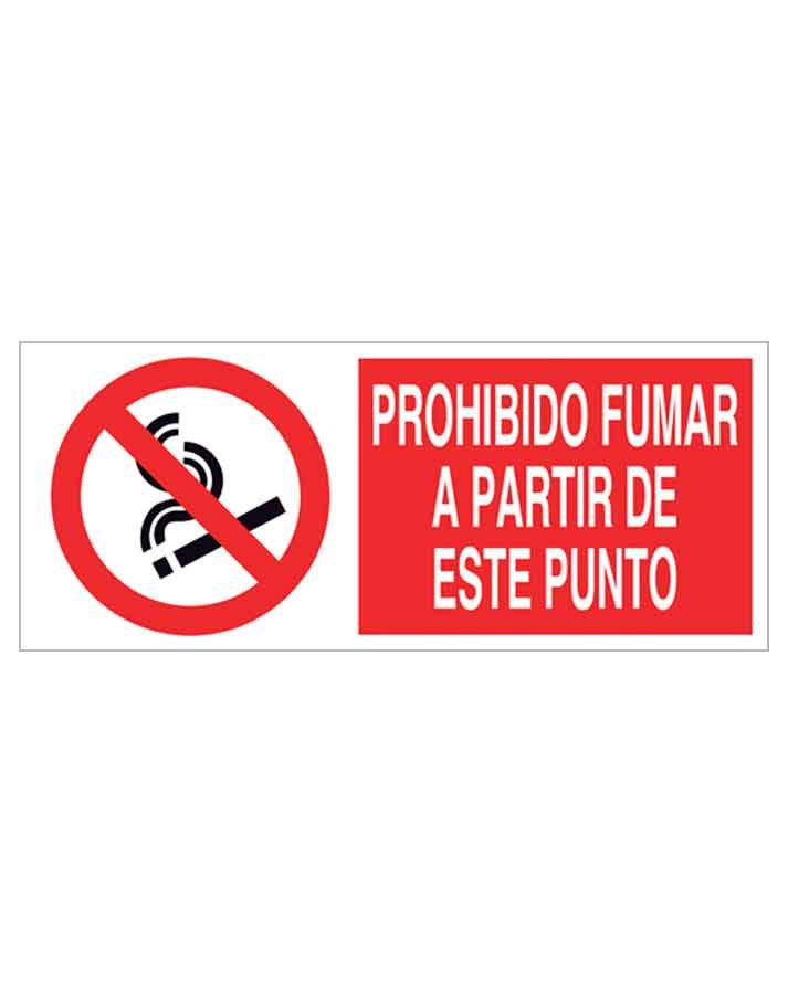 Señal prohibición p46r
