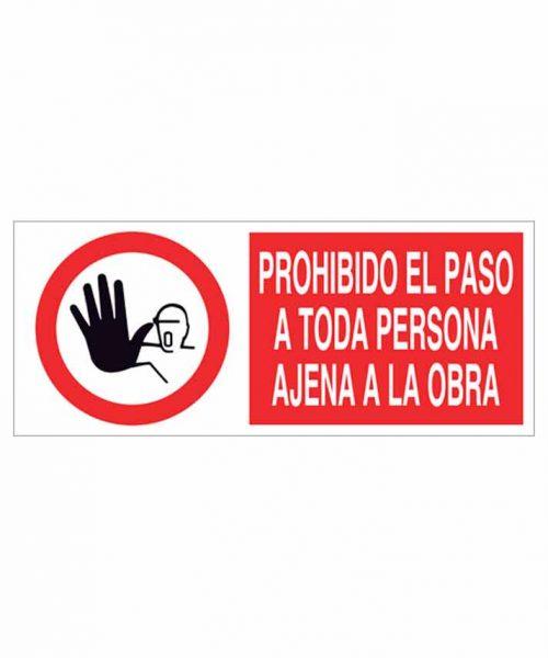 Señal prohibición p48r