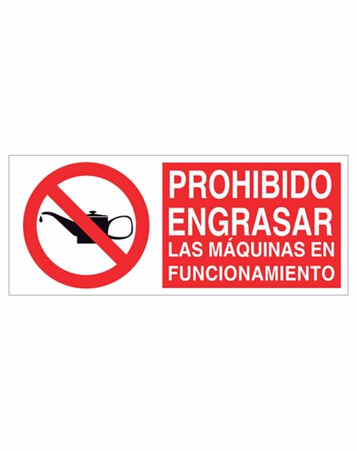 Señal prohibición p49r