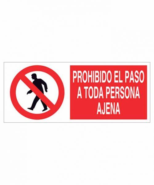 Señal prohibición p52r