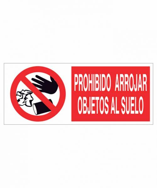 Señal prohibición p57r
