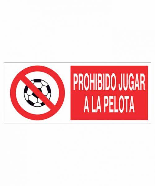Señal prohibición p60r