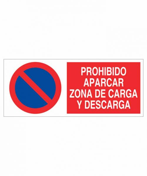 Señal prohibición p75r
