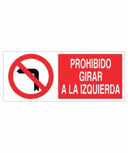 señal prohibición p78r