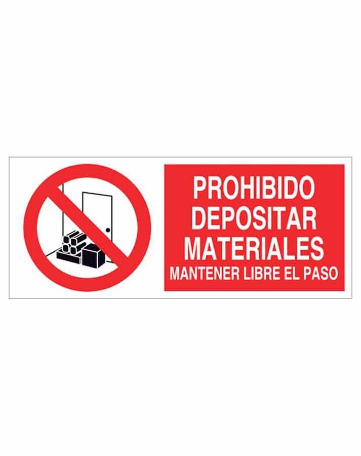 Señal prohibición p79r