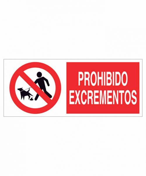 Señal prohibición p83r