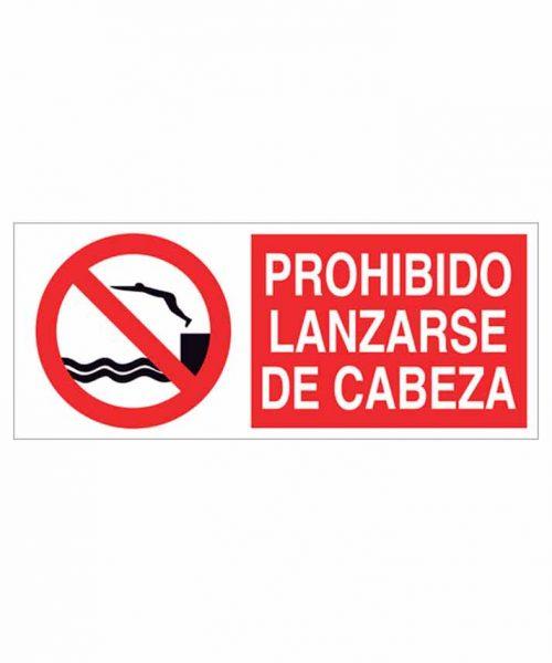 Señal prohibición p86r