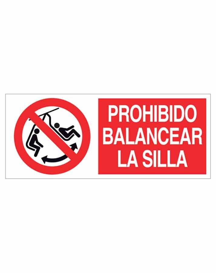 Señal prohibición p98r