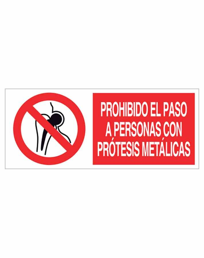 Señal prohibición p91r