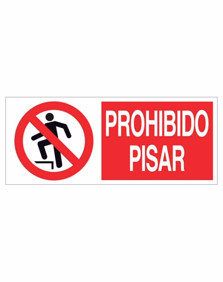 Señal prohibición p94r