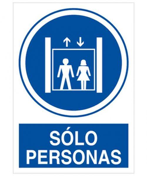 Sólo personas