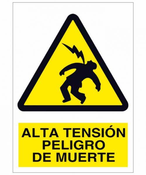 Alta tensión peligro de muerte 2