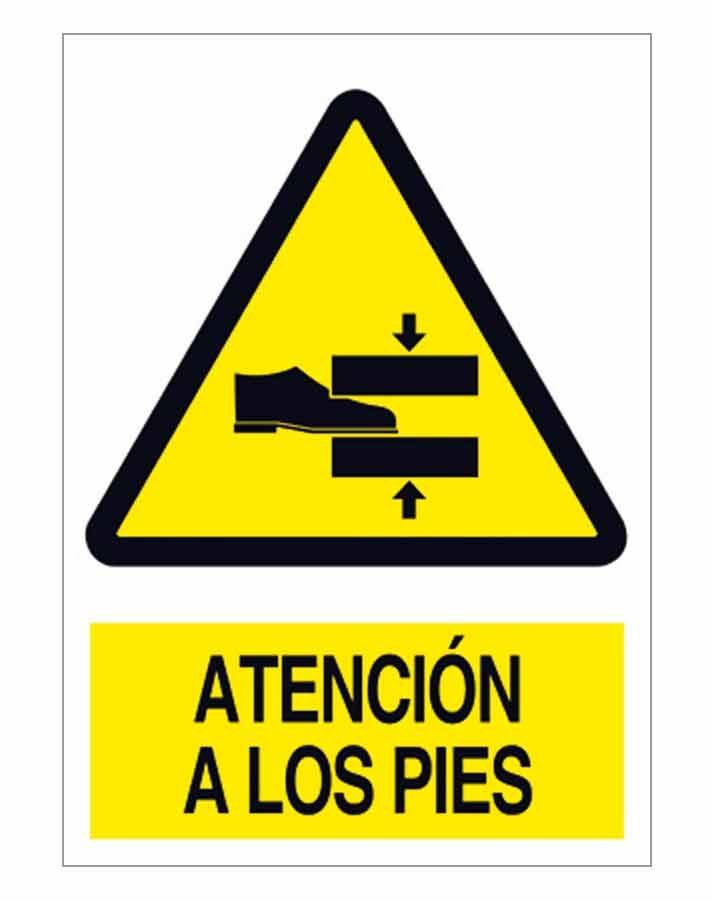 Atención a los pies
