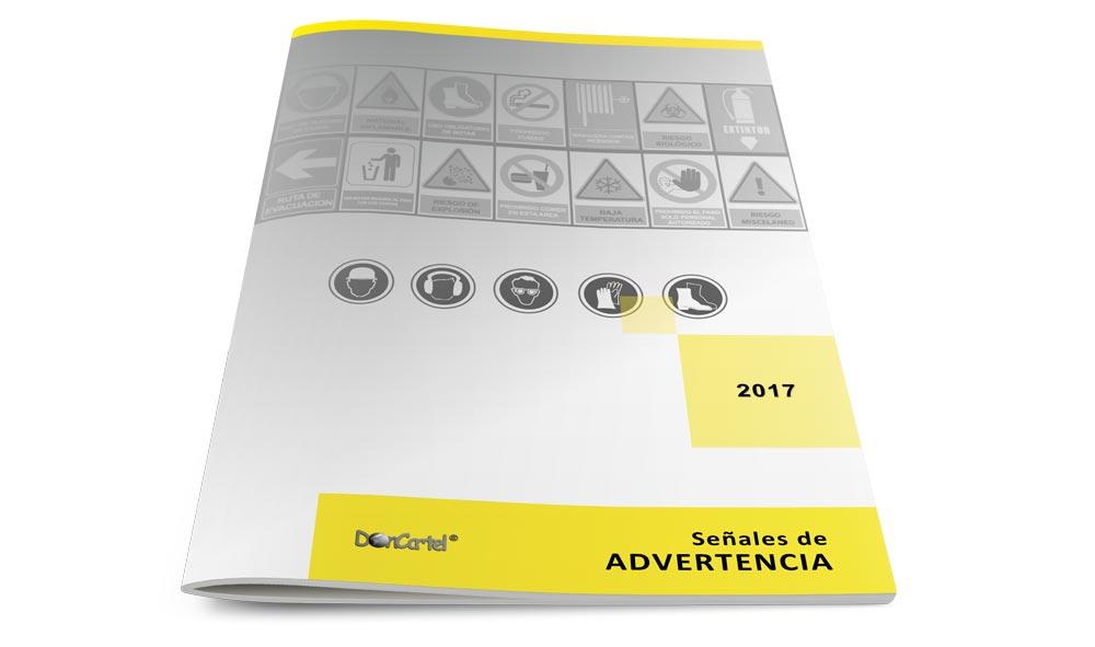 Catálogo Señales de Advertencia 2017