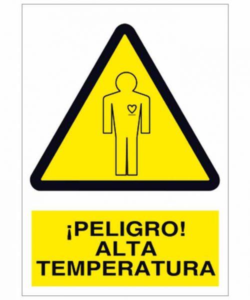 Peligro alta temperatura 2
