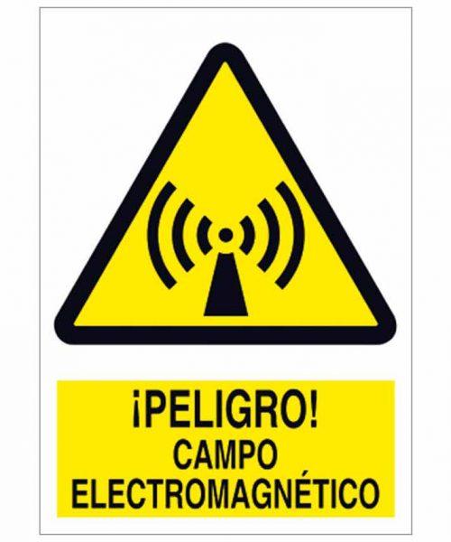Peligro campo electromagnético
