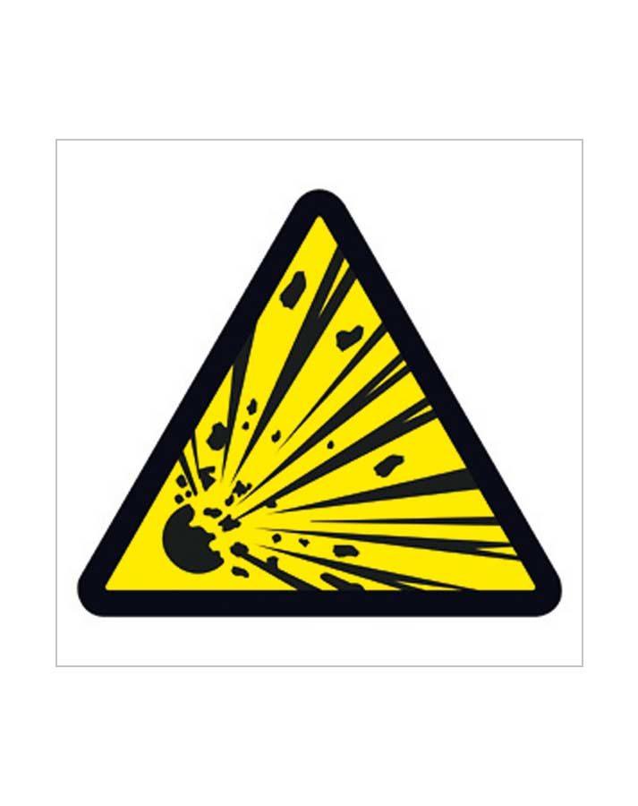 Señal de advertencia a05c
