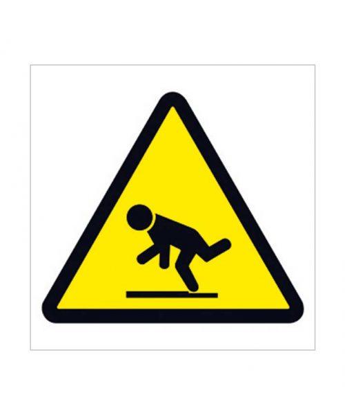 Señal de advertencia a27c